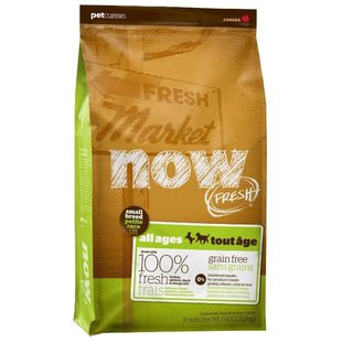 NOW FRESH (2.72 кг) Grain Free Small Breed All Ages Recipe Dog Food